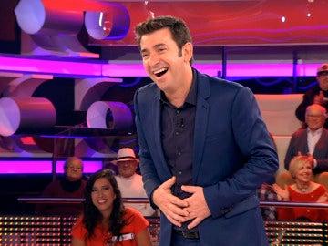 El romántico chiste de Alex que ha impresionado a Arturo Valls