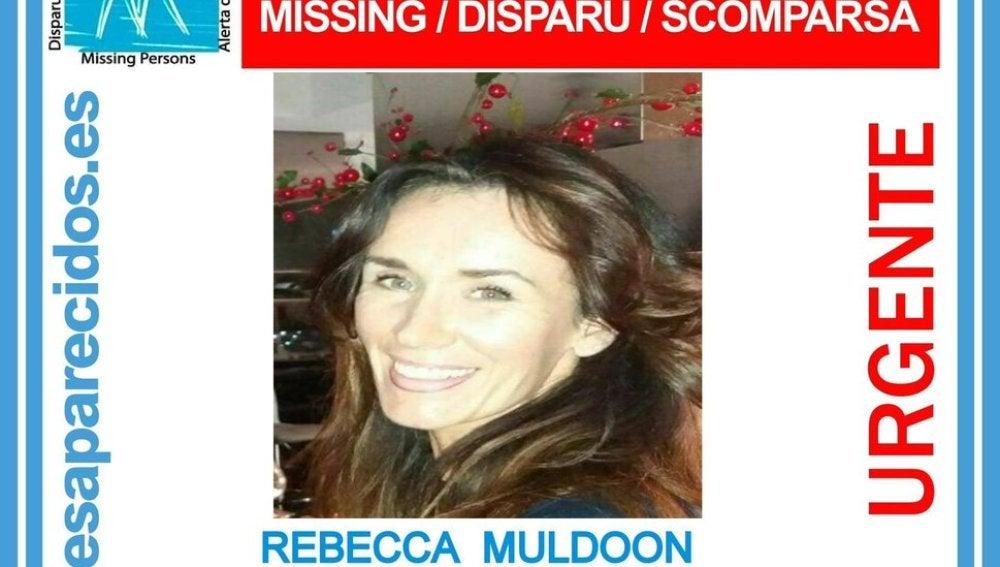La británica desaparecida en Marbella