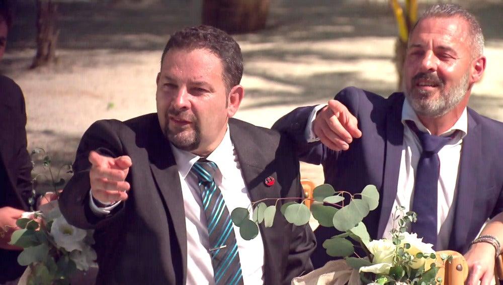 """""""¡Ha venido el ex marido a la boda! me quedo loca"""""""