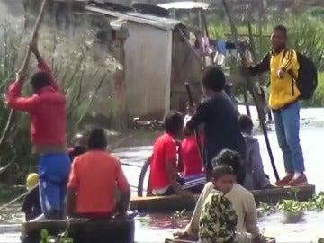 Elevan a 29 el número de muertos por el paso del ciclón Ava en Madagascar