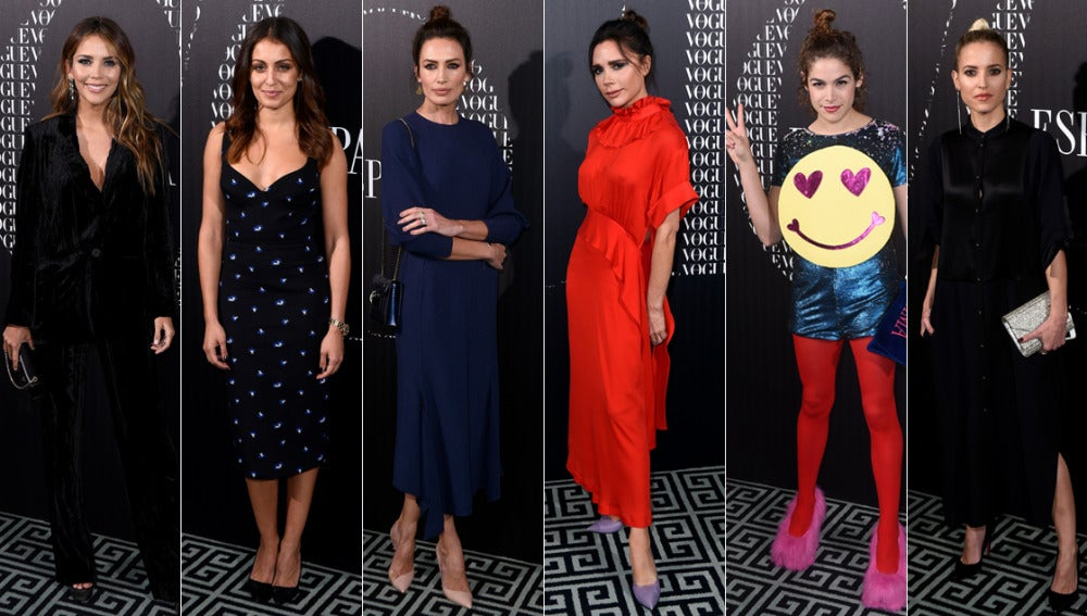 Fiesta Vogue en honor a Victoria Beckham