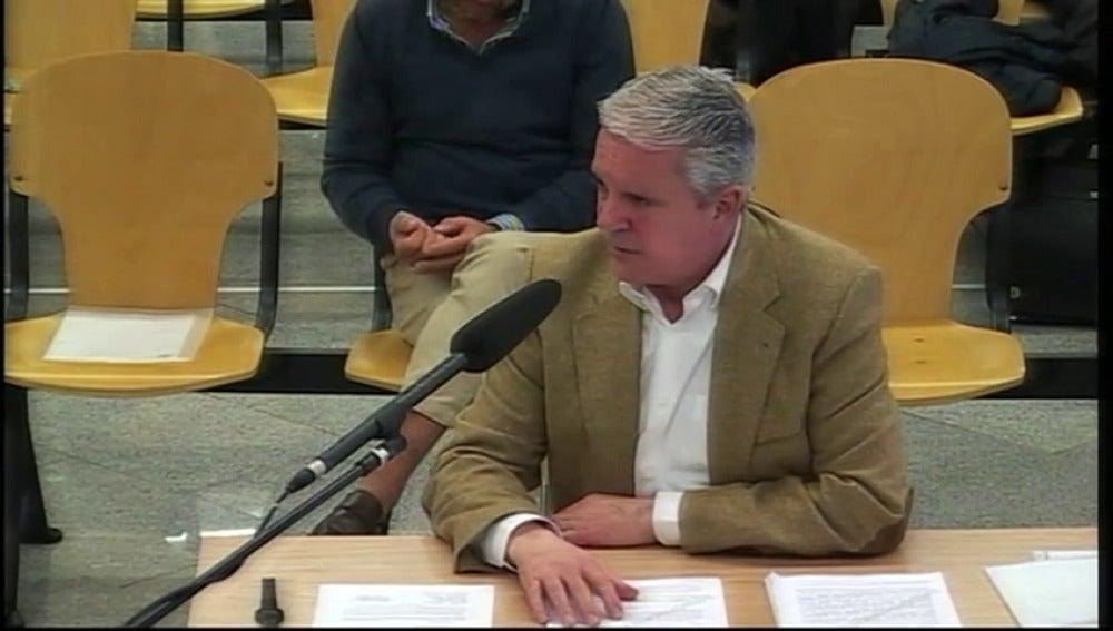 Crespo reconoce que el PP de Valencia pagó en negro a la trama Gürtel y ese dinero se integró en la caja 'b' de Correa