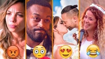 Madres en shock, nuevas bodas y desencanto en las lunas de miel