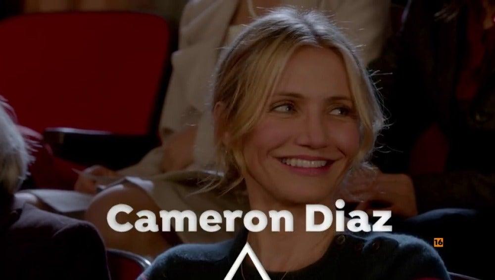 Cameron Diaz protagoniza 'Sex Tape: Algo pasa en la nube' en Antena 3