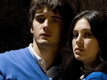 Blanca Suárez y Yon González en 'El Internado'