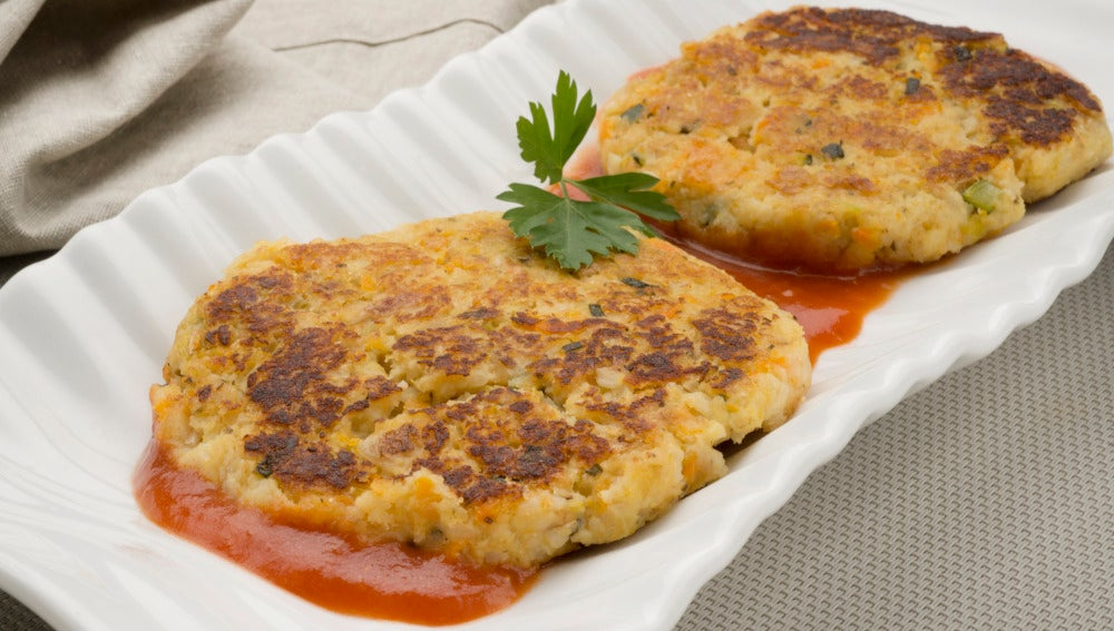 Antena 3 tv hamburguesas de verduras con salsa de tomate - Hamburguesa de verduras ...