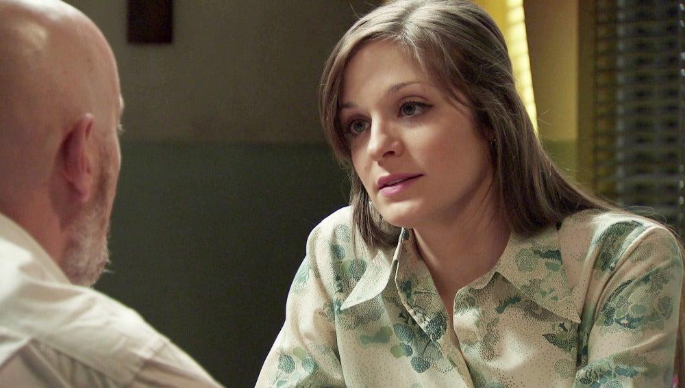 Susana podrá ver al fin a su padre en la cárcel