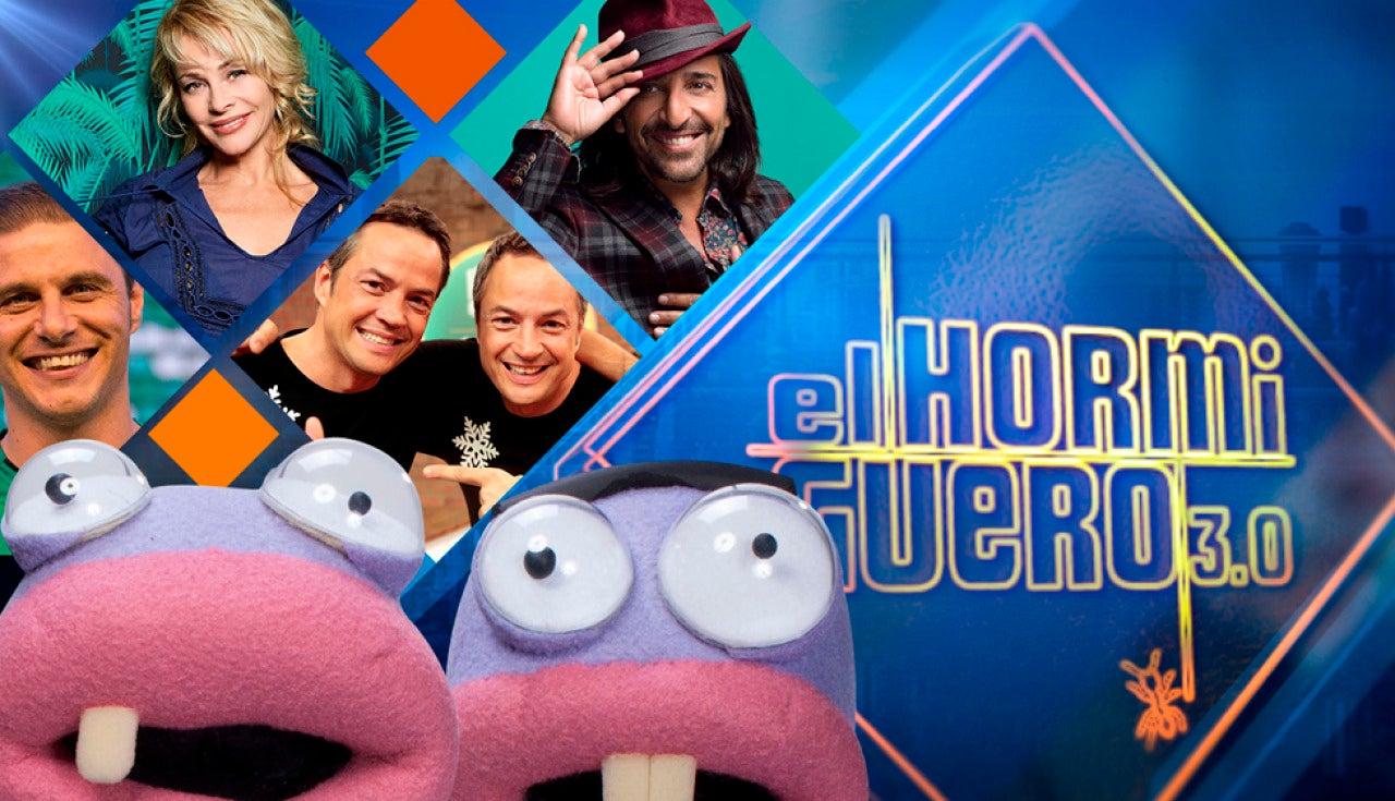 Los hermanos Torres, Antonio Carmona, Belén Rueda y Joaquín visitarán 'El Hormiguero 3.0'