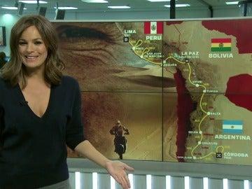 El mal de altura: el gran enemigo al que se han enfrentado los pilotos del Dakar