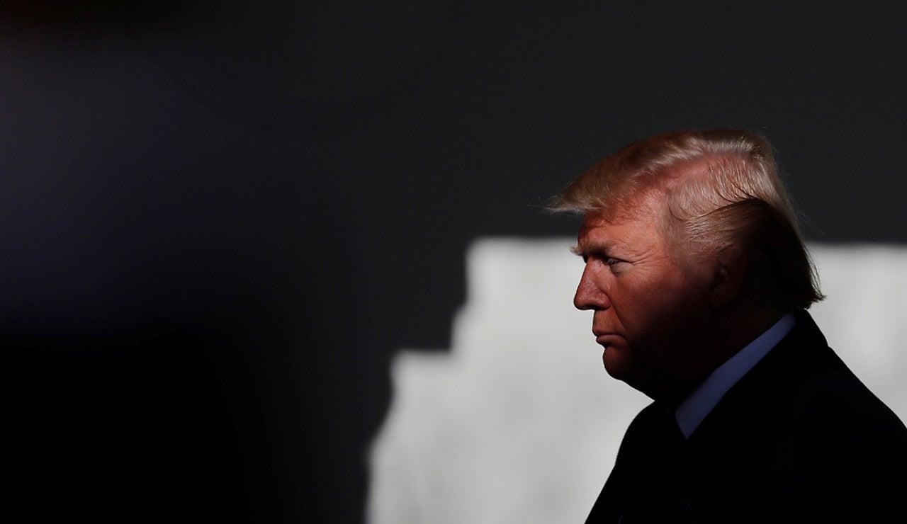 Imagen de Donald Trump