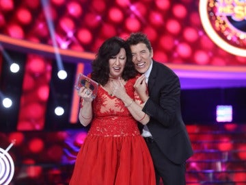 La Terremoto de Alcorcón se alza con la victoria como Massiel en la decimocuarta gala de 'Tu cara me suena'