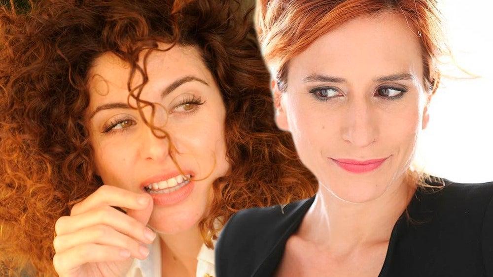 Cayetana Cabezas y Marta Tomasa