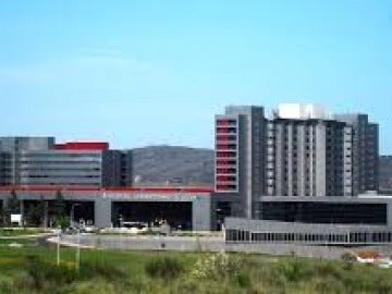 Fachada del Hospital de León
