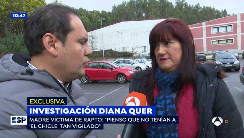 """El testimonio de la madre de la joven que intentó secuestrar 'El Chicle': """"Le puso un cuchillo en el cuello"""""""