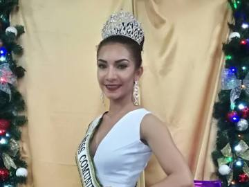Miss Comunidad León, Angelina García