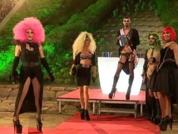 El carnaval de Las Palmas de Gran Canaria empieza con la presentación de 35 drags