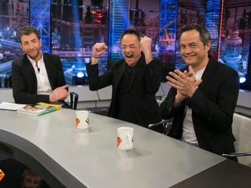 La increíble sorpresa de los Hermanos Torres a Pablo Motos en 'El Hormiguero 3.0'