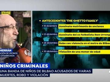 'The Ghetto Family', la peligrosa banda de niños asesinos en Bilbao