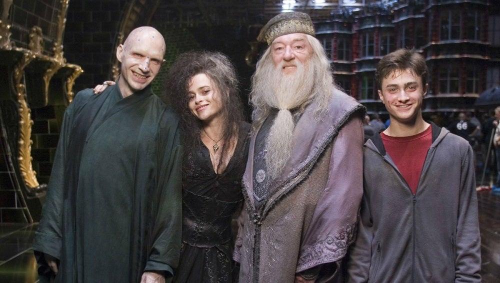 Los actores de 'Harry Potter', a tu disposición