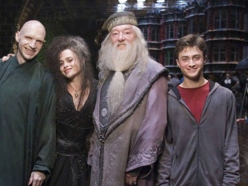 Los actores de 'Harry Potter', a tu disposición