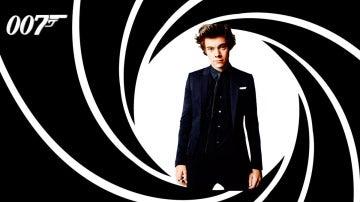 ¿Será Harry Styles el próximo James Bond?