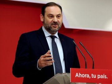El Secretario de Organización del PSOE José Luis Ábalos