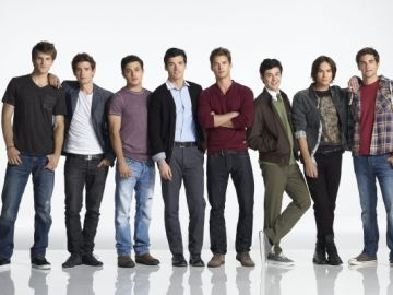 chicos de 'Pretty Little Liars'