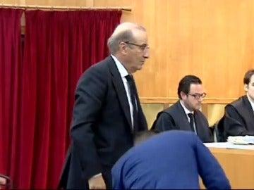 Francis Franco ratifica su declaración y asegura que no era él quien conducía el vehículo que se dio a la fuga