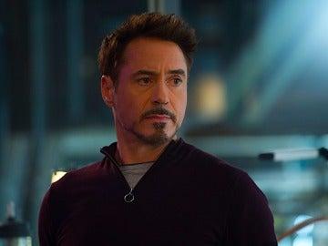 Tony Stark como Iron Man