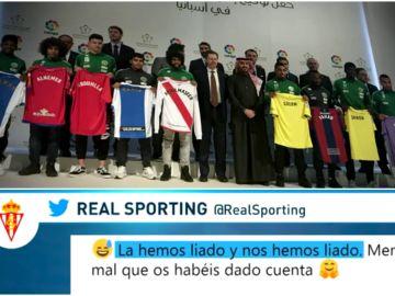 Acuerdo entre las ligas española y saudí