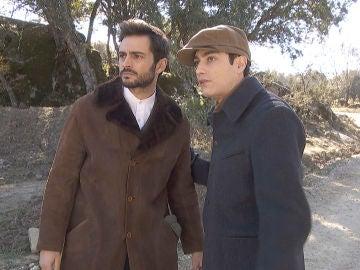 Saúl y Prudencio, más cerca que nunca de salvar a Julieta
