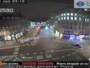 Evacúan a 1.450 personas en el centro de Londres por una fuga de gas