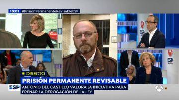 """El padre de Marta del Castillo, sobre la prisión permanente revisable: """"Es una manera de previsión para la sociedad, estamos pidiendo justicia"""""""
