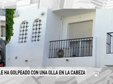 Detenido un hombre por romper el cráneo a su pareja al golpearle con una olla en Estepona
