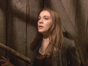 Julieta, a punto de perder la vida por tratar de escaparse