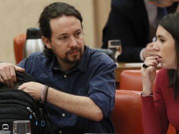 El Congreso frena las prisas de Podemos por convocar debate de la nación