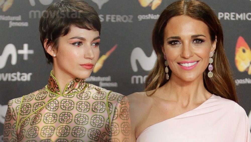 Duelo de estilo: Úrsula Corberó y Paula Echevarría