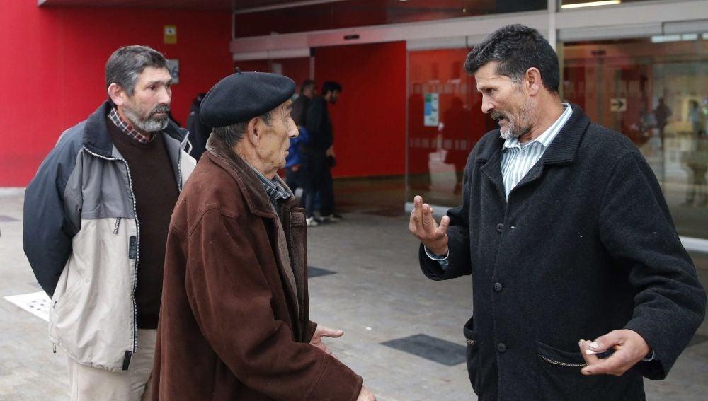 José Carlos Giménez, el padre del interno de la prisión de Asturias
