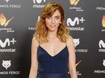 Leticia Dolera en el photocall de los Premios Feroz