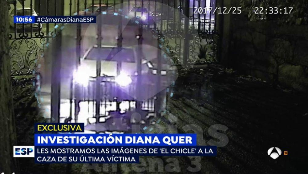 Las imágenes en exclusiva del intento de rapto de 'El chicle' a la joven de Boiro