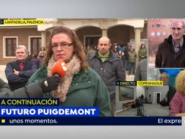 """La alcaldesa y todos los concejales de Lantadilla dimiten por una secretaria que califican como """"inaguantable"""""""