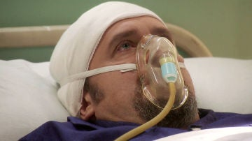 Ernesto Ortega despierta del coma ante la incrédula mirada de Matilde