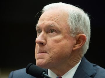 El fiscal general estadounidense, Jeff Sessions