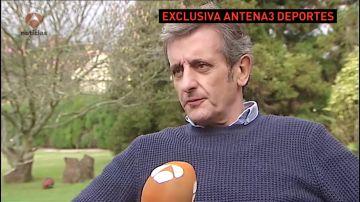 La entrevista completa a Luis Moya