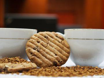 Las galletas, ordenadas de menos a más calorías.