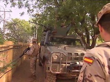 España tomará el mando de la misión de adiestramiento antiterrorista en Mali