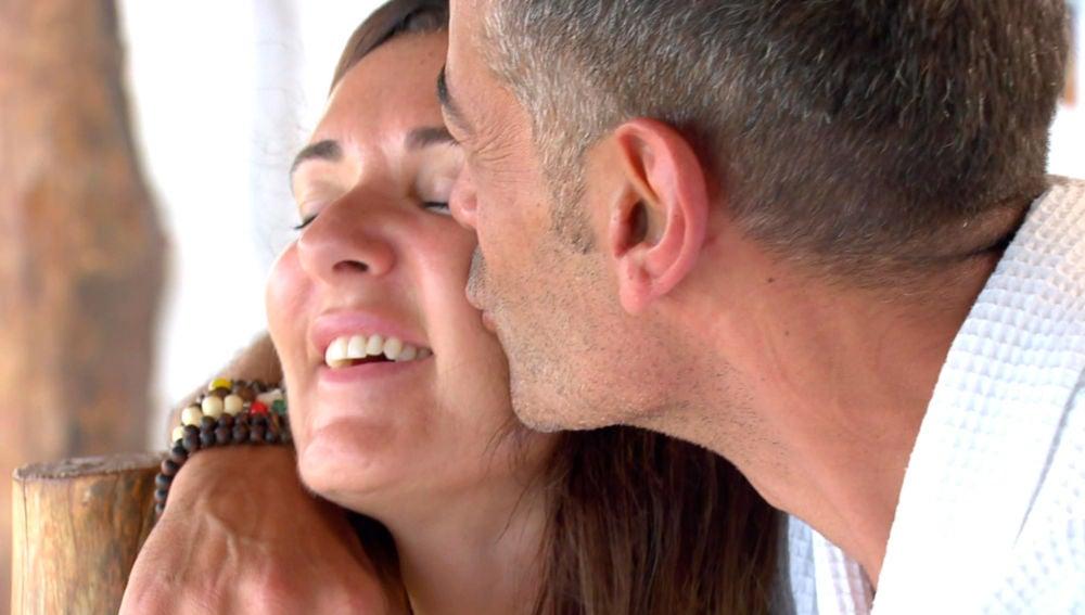 """Julián, encantado con su matrimonio: """"María José me tiene loquito"""""""