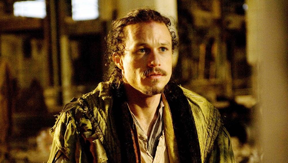 El actor Heath Ledger