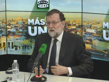 """Mariano Rajoy: """"Nunca he tenido mala relación con Angel María Villar, pero deben tomar las decisiones a quien le corresponde"""""""