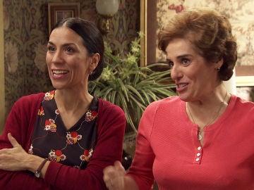 Manolita y Benigna, próximamente entrevistadas en televisión